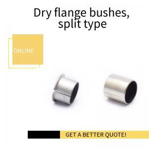 Best Dry Sliding Bushing Butt Joint Flange Size  PTFE Bushes wholesale