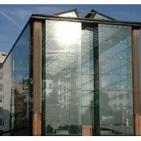 Best Low E insulated AGC Double glazing thermal insulated window glass for ships, aircrafts wholesale