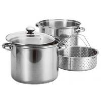 China Pasta Pot Manufacturer Stainless Steel Pot on sale