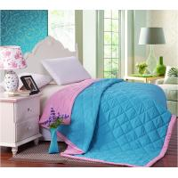 Best Filling Colorful Double Face Binding Microfiber Quilt Set Comforter For Summer wholesale
