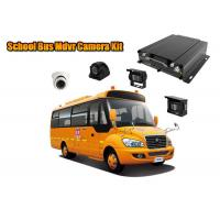 Best Mobile Monitoring Car DVR Realtime Playback For School Bus Security wholesale
