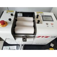 China Pigment Lab Triple Roller Mill Grinding Machine With Touch Screen on sale
