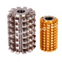 Best HSS M2 Material Roller Chain Sprocket Hob with TiN Coating wholesale