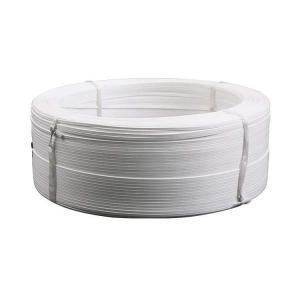 Best Single Metal Disposable Masks 3mm Plastic Nose Wire wholesale