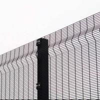 Best High Precision Welded Mesh Fence , Welded Wire Utility Fence For Villas / Community wholesale