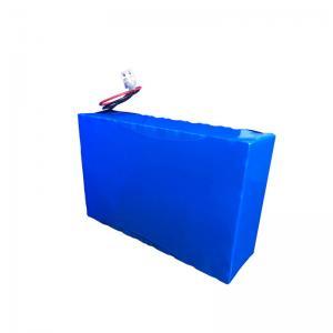 Best 16V 12000 MAH Blue Lithium Lifepo4 Battery For E Bike wholesale