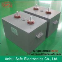 China Oil type capacitor rail traffic traction capacitor by MPP film capacitor on sale