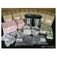 Best ISUZU Diesel Engine Parts 6 Cylinder Engine Liner Fit Hitachi Ex300-3 Excavator wholesale