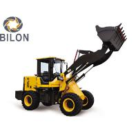 Buy cheap 92KW BL 939 Front Wheel Loader Machine With 1.5 CBM Bucket Capacity from wholesalers