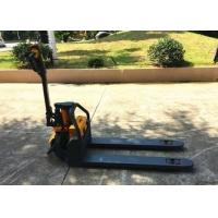 Best Lithium Battery Operated Electric Pallet Truck Charging Time 3 Hours wholesale