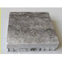 Best Marble Veneer Honeycomb Composite Panels Architectural Canopy Ceiling wholesale