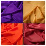 Best 12m/m Silk Crepe De Chine Fabric In Stock Color wholesale
