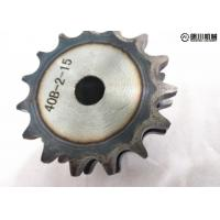 Best SS Double Strand Roller Chain Sprockets , Double Row Sprocket 50B15T wholesale