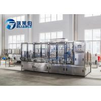 Best Square Plastic Bottle Filling Machine Customized 5L- 10L Mineral Water Drinking wholesale