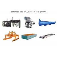 Best Cost Performance Fly Ash Autoclaved Aerated Concrete Equipment AAC Block Machine wholesale