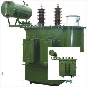Best 30kV - Class Reactor Transformer Power Distribution Oil Type Two Winding Low Noise wholesale
