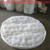 Best Demister in boiler steam drum/Demister pad /Demister Pads Knit Mesh Industry Mist Eliminator Price wholesale