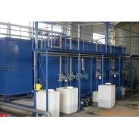 China Compact MBR System Package Sewage Treatment Plant / Equipment for Resorts on sale