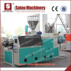 China 16-630mm diameter plastic pvc pipe making machine on sale