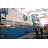 Buy cheap Large CNC Tandem Press Brake Machine For Bending Steel Plate 2-600T /  6000mm product