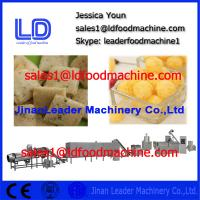 Best China Automatic Core Filled/Inflating Snacks Food making Machinery wholesale