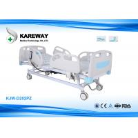 Best Two Functions Electric Care Hospital Bed With Centrally Controlled Brake System wholesale