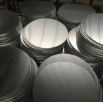 Best Corrosion Resistant Anodized Aluminum Discs , Aluminum Disk Blanks SGS Approval wholesale