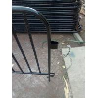 China 3.75ft x6.5ft crowd control barriers American Standard on sale