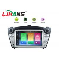 Cheap Android 8.0 Hyundai Car DVD Player With Muti Language SD FM MP4 USB AUX for sale