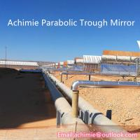 Buy cheap China Parabolic Trough Mirror for Concentrating Solar Power (CSP) Project from wholesalers