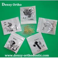 Best Denxy Best quality Dental Elastic Orthodontic Elastic products Ligature tie Power chain Dental Elastic rubber bands wholesale