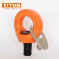China OEM rigging swivel eye bolts DIN580 Swivel Lifting Ring M6 M8 M12 M16 M20 M36 M48 on sale