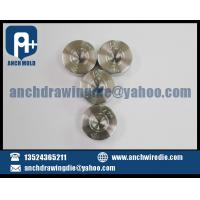 China Anchors Mold Synthetic Single Crystal Diamonds wire drawing die on sale
