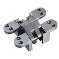 Best 180° Casting Stainless Steel Concealed Hinges For Fireproof Door Villa Door wholesale