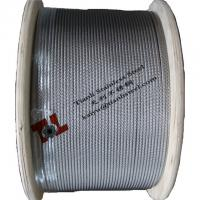 Best Stainless Steel Wire Rope 304 A2 1.4301 Construction 7x7 Diameter 4mm wholesale