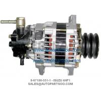 China LR250-517 8-97186-551-1 - ISUZU Alternator 24V 50A Alternadores ISUZU JAMBO 4HF1 on sale