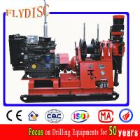 China Soil testing drilling rig HGY-300 on sale