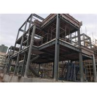 Best H Section Steel Prefab Villa Steel Structure Homes With Cement Board wholesale