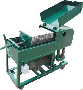 Best Plate Pressure Oil Filter Machine wholesale