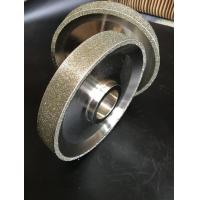 Best Electroplated diamond and CBN Grinding Wheels wholesale