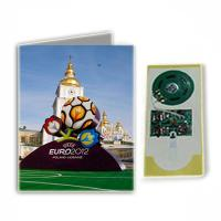 Best Flashing Musical Greetings Cards with super stereo sound for christmas gifts wholesale