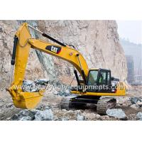 Best CAT 330D2L Hydraulic Crawler Excavator 9.6 rpm Swing Speed with 1.54m³ bucket wholesale