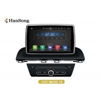 Best HZC Mazda 18 Car Multimedia Navigation System / Split  Car Stereo For mazda AEXLA wholesale