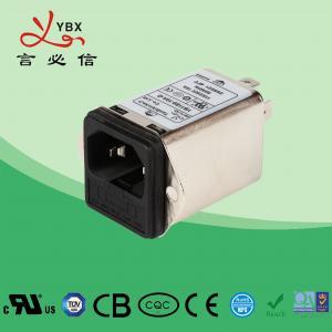 China Yanbixin Vending Machine EMI Line Emi Filter Double Fuse CE ROHS Certification on sale