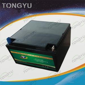 Best Traffic LED Display 30Ah 12V LiFePO4 Battery For Traffic LED Lights , Display LFP Batteries wholesale