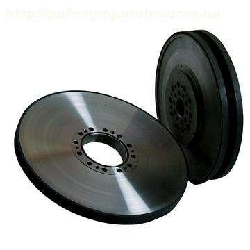 Cheap Aluminum Core Vitrified Diamond Grinding Wheels 450mm For Camshafts / Crankshafts for sale