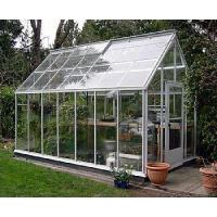 Best anodized strong aluminum greenhouse 6X6FT wholesale
