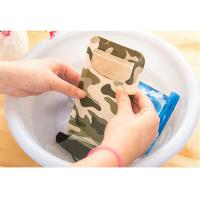 Best Transparent Printed Plastic Bags Phone Water Proof Bag With Compass wholesale