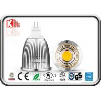 Best High Efficiency Dimmable 3000K / 6500K MR16 LED Spotlight 7 W For Exhibition Stands wholesale