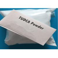 Cheap Animal Extracts Pharmaceutical Raw Powder Tauroursodeoxycholic Acid / TUDCA CAS 14605-22-2 For Liver Disorder for sale